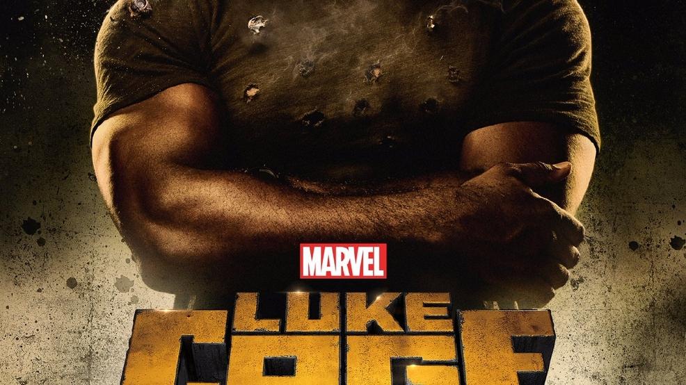 Image result for luke cage promo shot