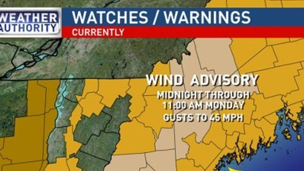 HD Decor Images » Heavy rain and strong winds expected during Sunday night storm   WGME A high wind warning and wind advisory goes into effect at midnight and  extends through 11 a m  Monday
