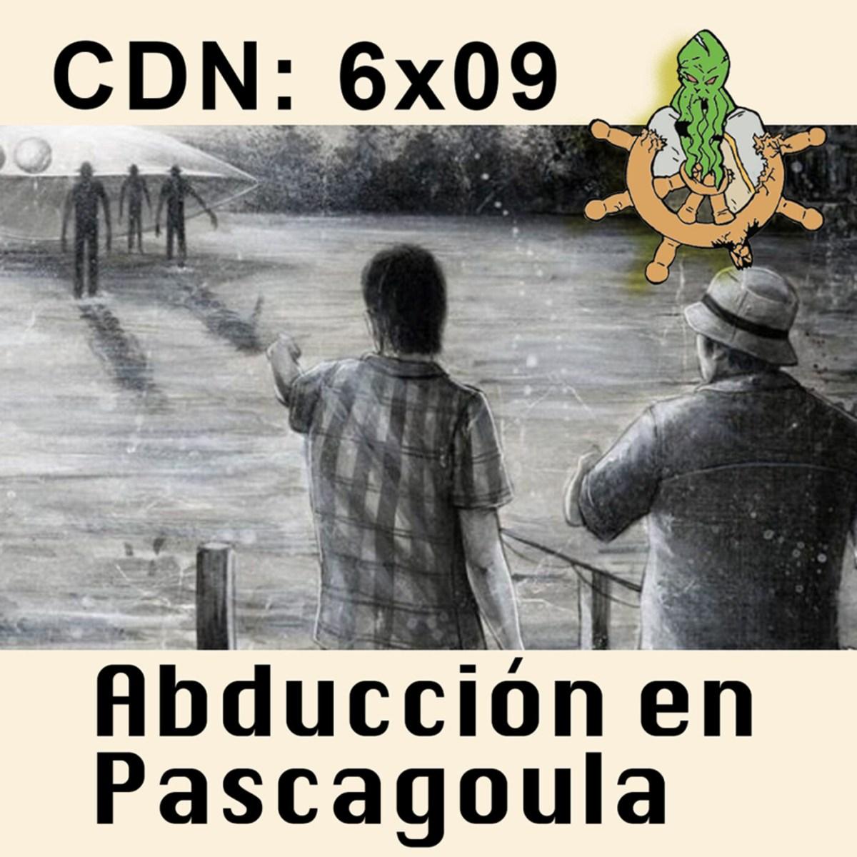 CdN 6×09 – Abducción en Pascagoula