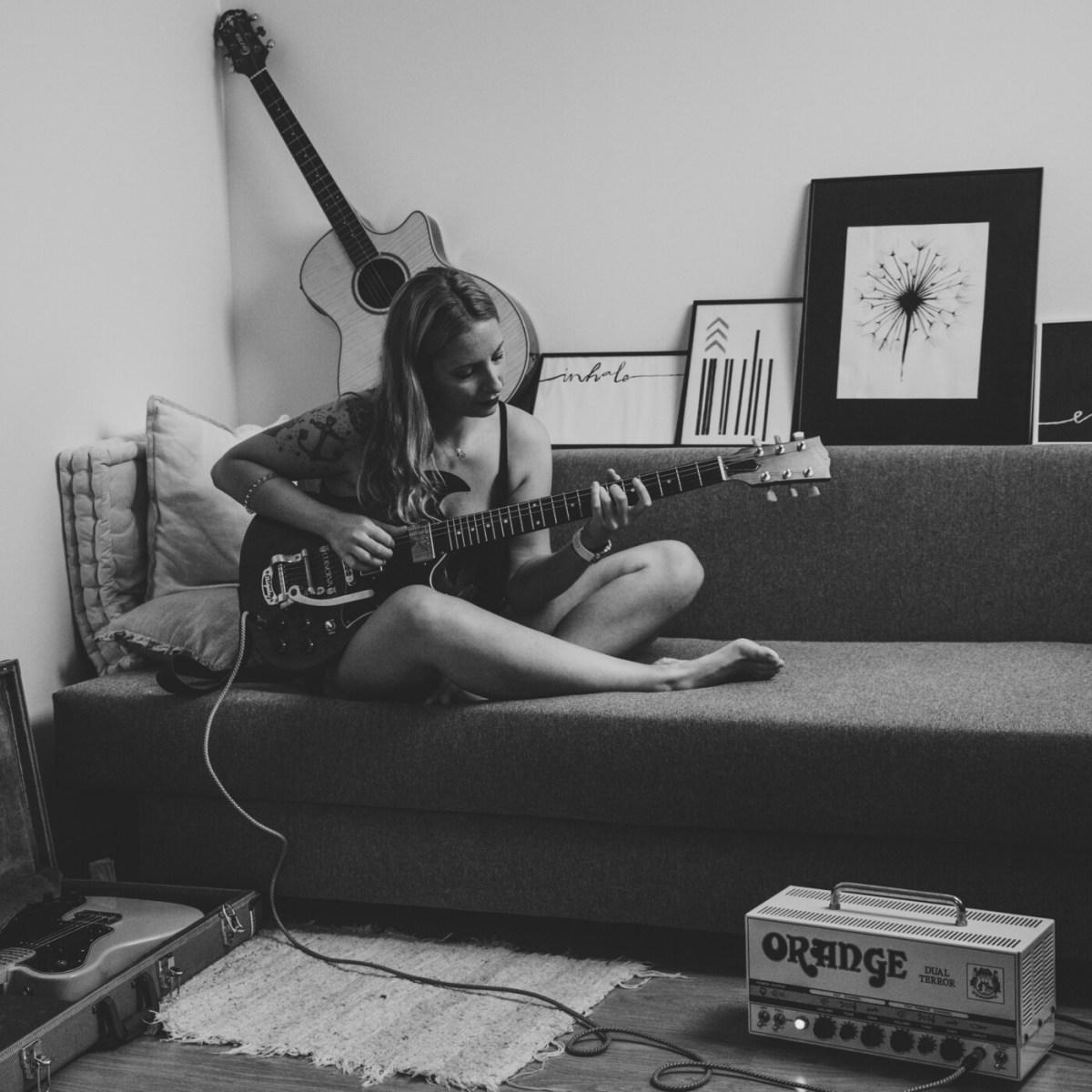 #722 Entrevista Miriam Bronski, canciones de folk hipnótico