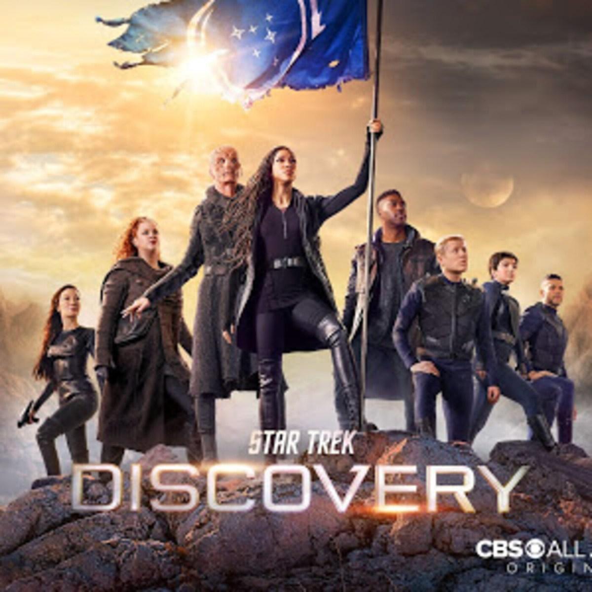 Fuera de Órbita #151. Star Trek Discovery: Comentamos la 3a temporada