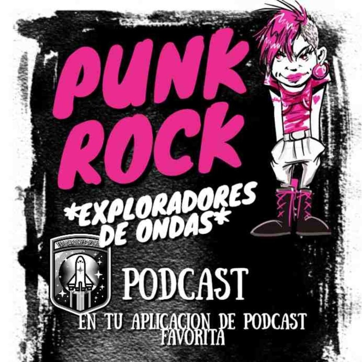 El Punk en Exploradores de Ondas