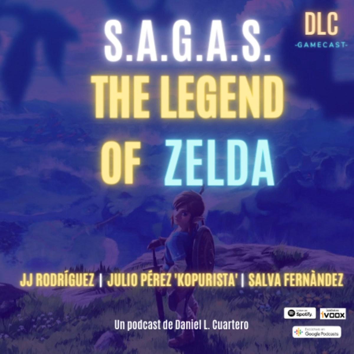 S.A.G.A.S. The Legend of Zelda