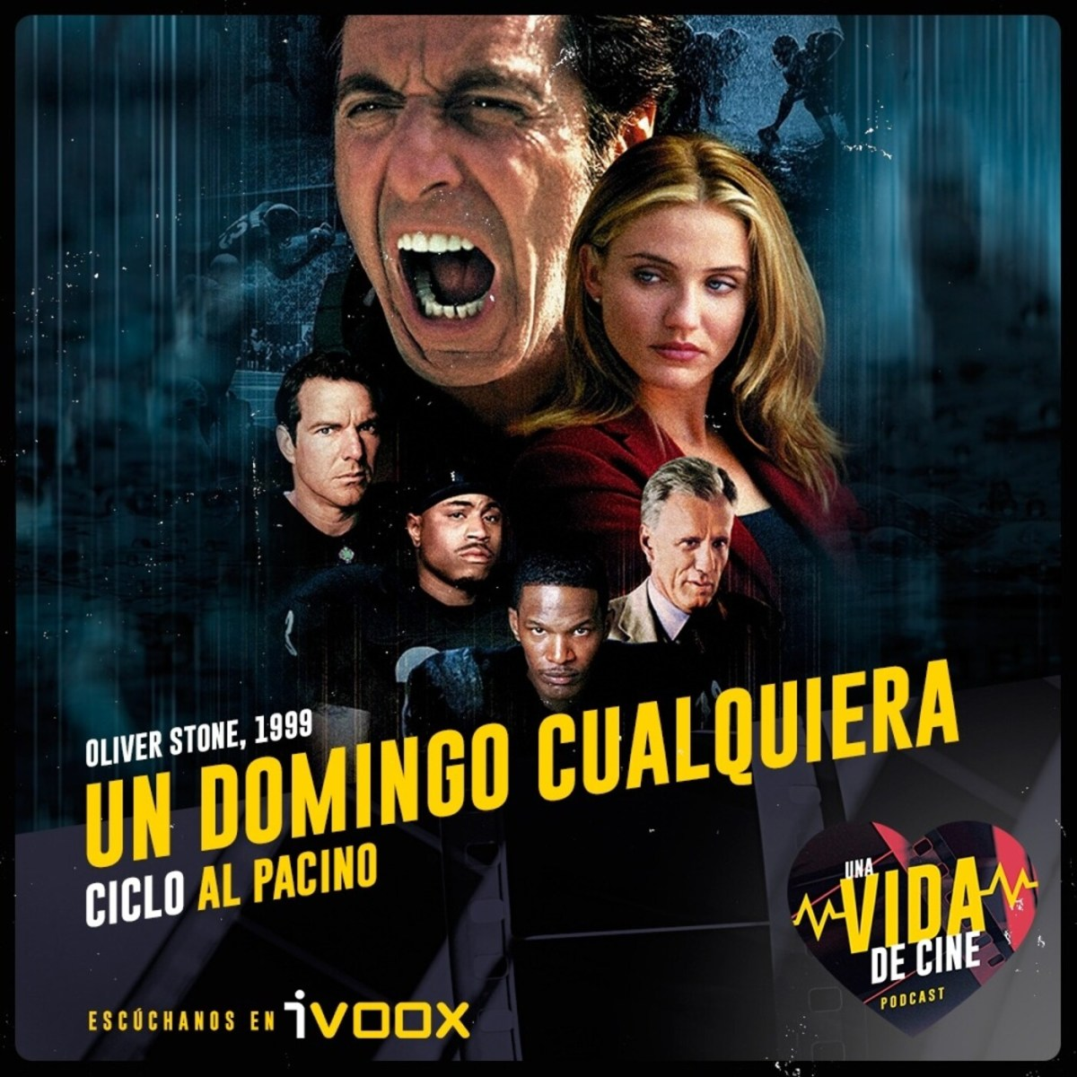 Un Domingo Cualquiera – Any Given Sunday (1999)