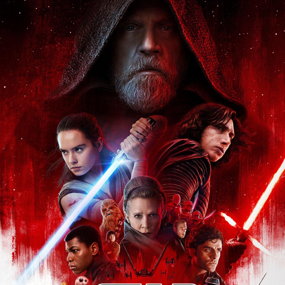 Ep 18 Star Wars: The Last Jedi
