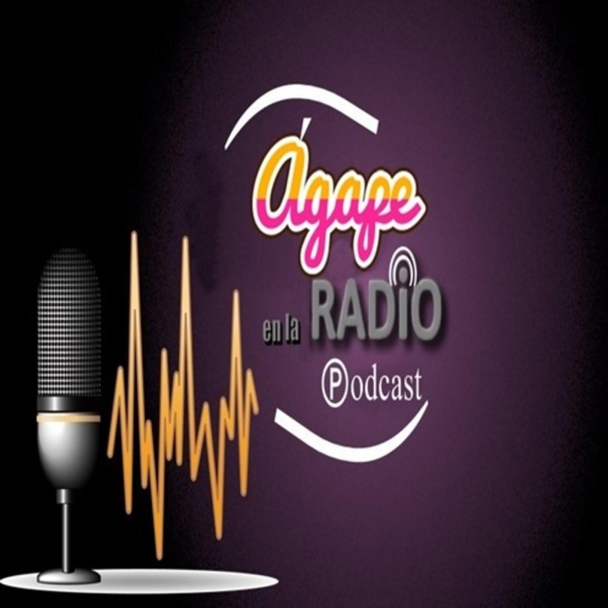 Ágape en la Radio Podcast & Streaming