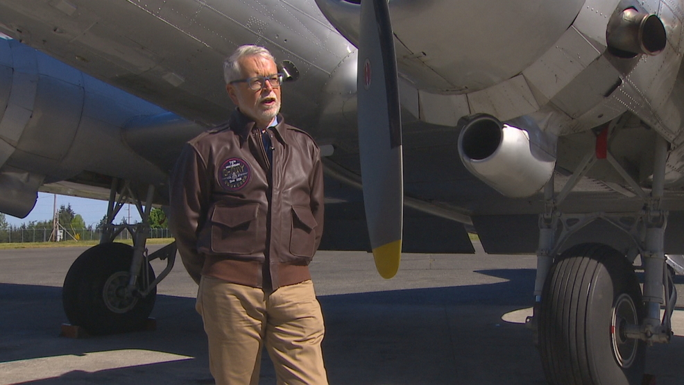 Local man to fly 75 year old plane across Atlantic to ...