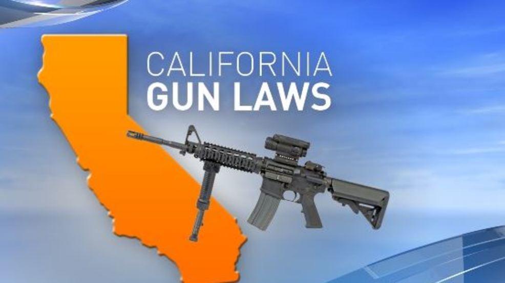 Image result for California Gun Laws