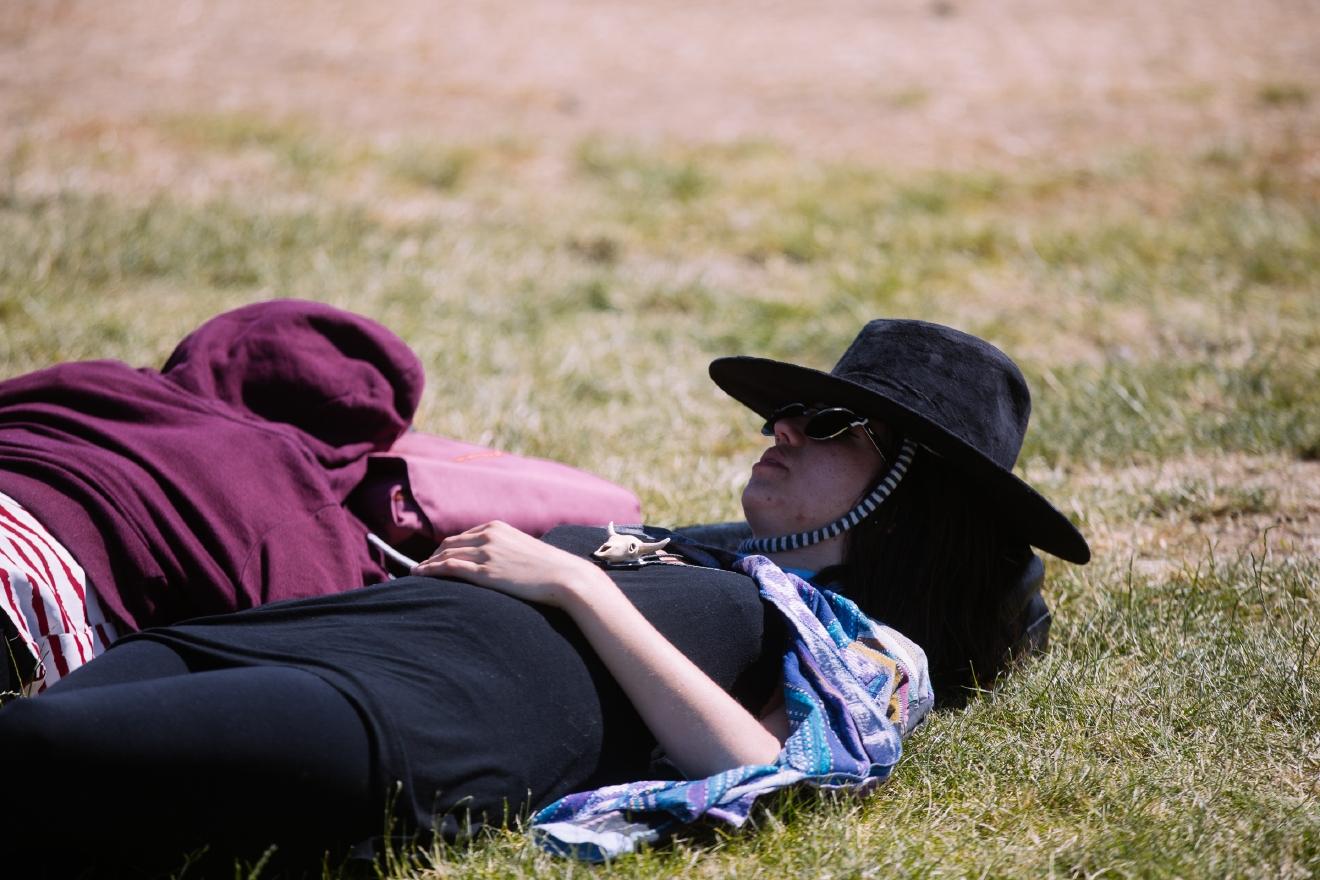 Photos Sleeping At Sasquatch
