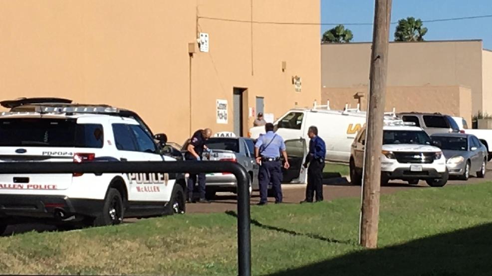 Police Man Found Dead Behind McAllen Furniture Store No