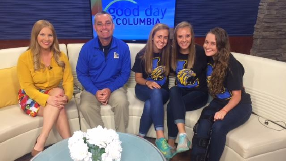 Lexington Girls Soccer visits Good Day Columbia | WACH