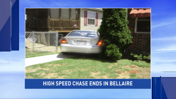 High speed chase ends with arrest | WTOV