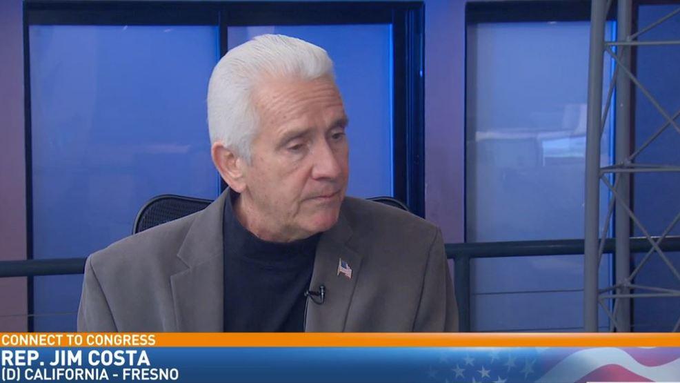 Valley Congressman Jim Costa on FOX26 | KMPH