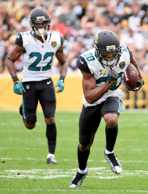 Pick 6s fuel Jaguars in sloppy 31-9 upset over Steelers | WBFF