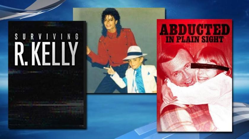 Image result for abducted in plain sights leaving neverland surviving r kelly