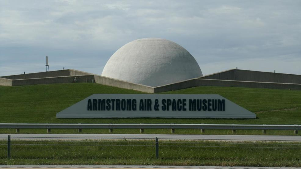 Armstrong Air Space Museum sets expansion groundbreaking