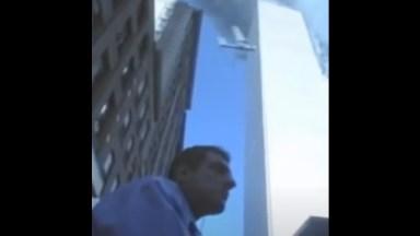 11 Septembre 2001 – Collision fantôme ?