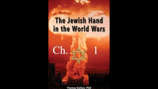 The Jewish Hand In The World Wars by Thomas Dalton, Chapter 1