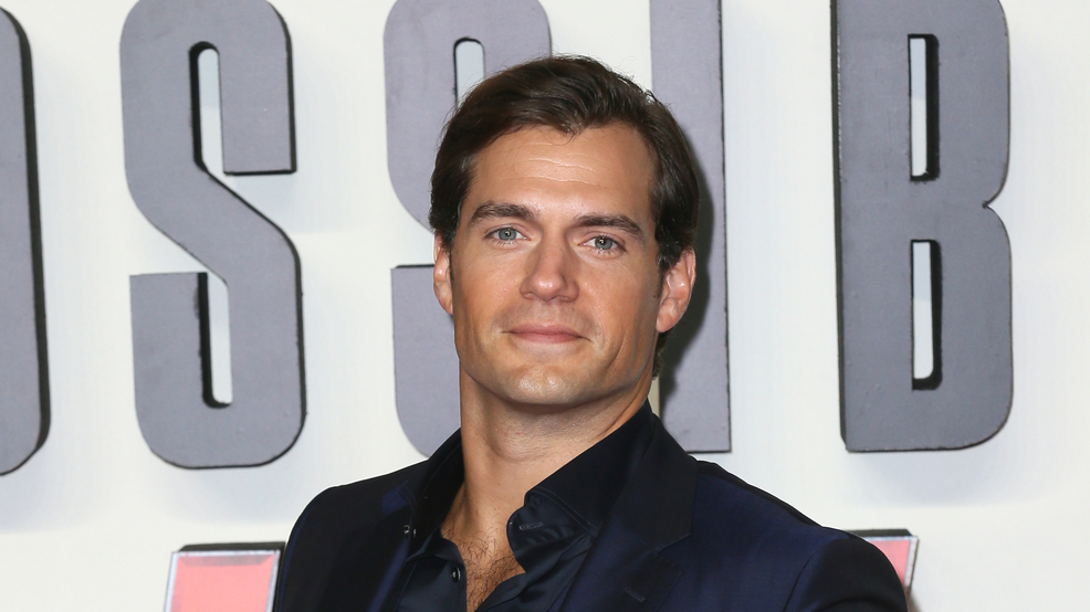 Henry Cavill impressed by daredevil Tom Cruise