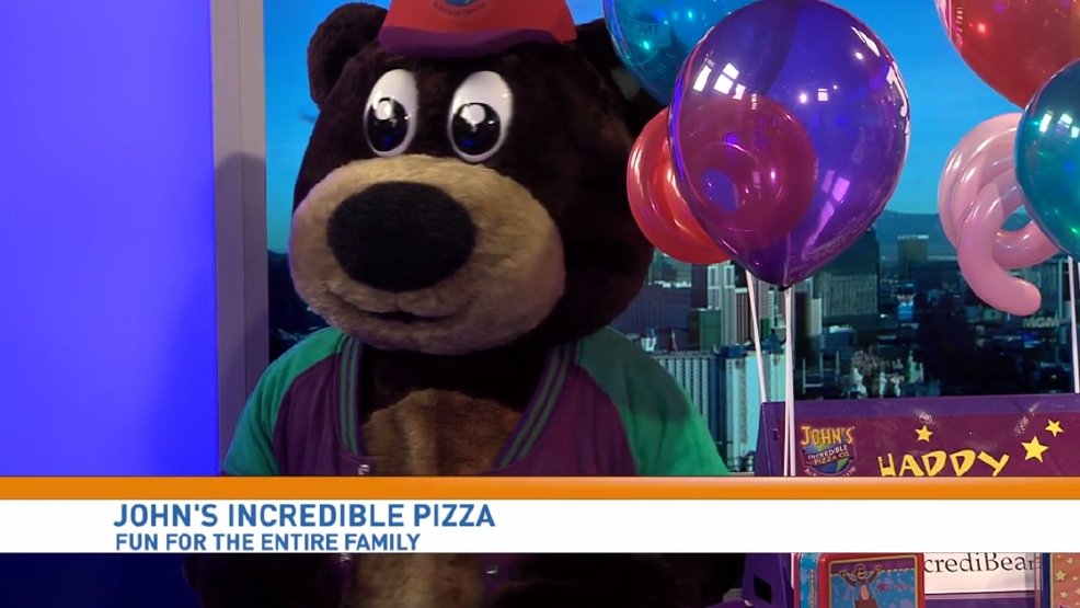 Fun For The Whole Family At Johns Incredible Pizza Co News Weather Sports Breaking News