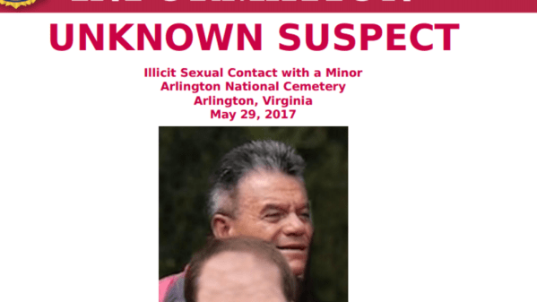 FBI: Man wanted for 'sexual contact with a minor' self ...