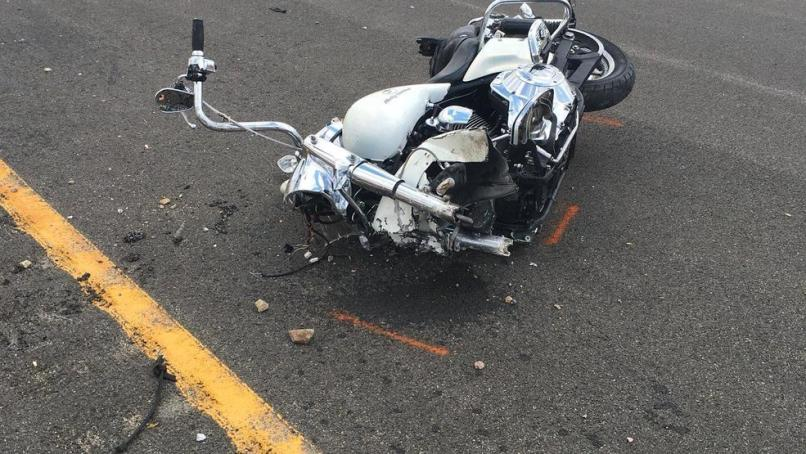 Police Id Motorcyclist Killed In Crash On Usa Parkway As Reno Man