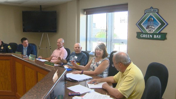 Green Bay committee discusses Washington Middle School | WLUK