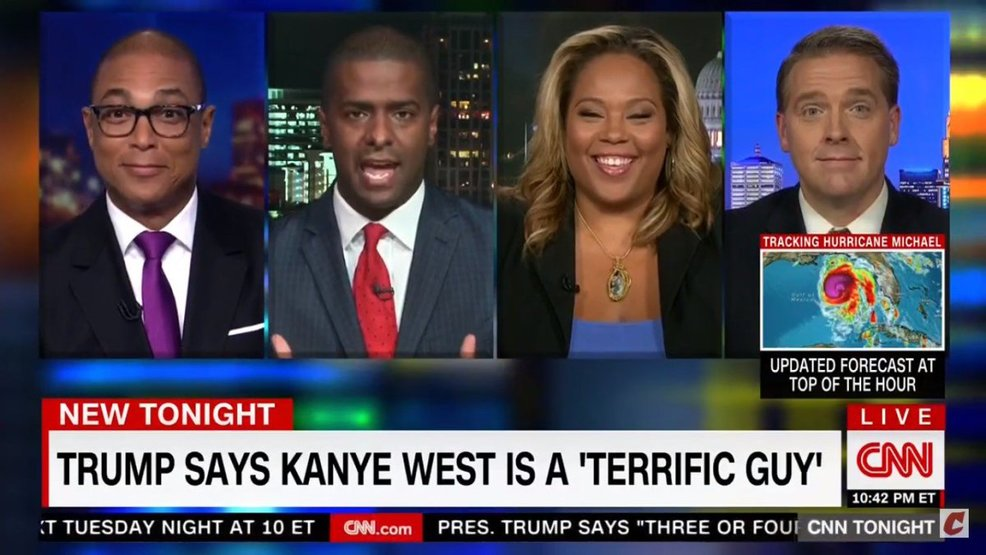 Image result for don lemon kanye west
