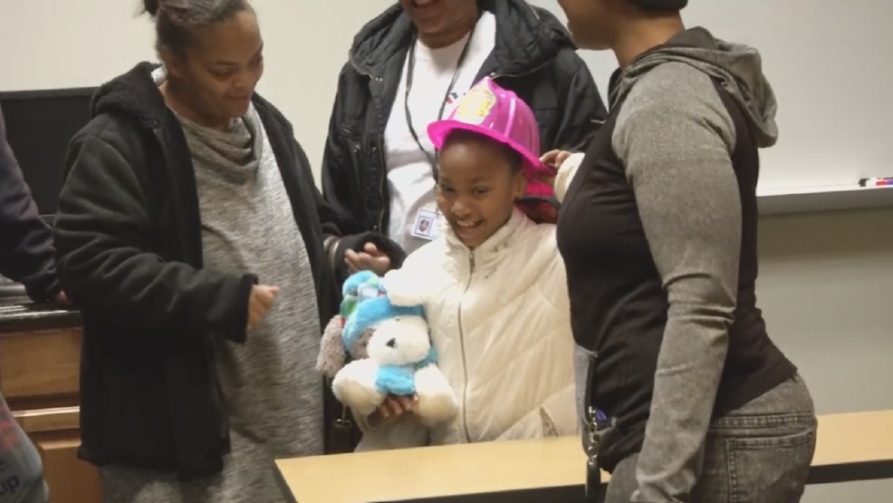 Firefighters Help Families Impacted By December 14 Fire WSYX