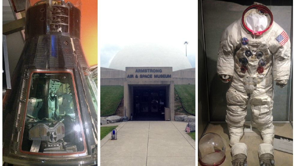 To the Moon! Armstrong Air & Space Museum   Cincinnati Refined