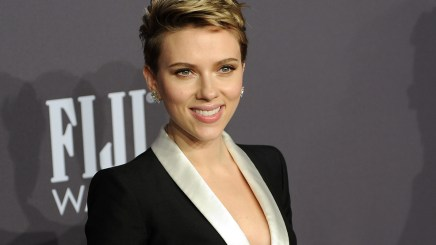Scarlett Johansson's picture score is World's Best-paid Actress - Forbes says