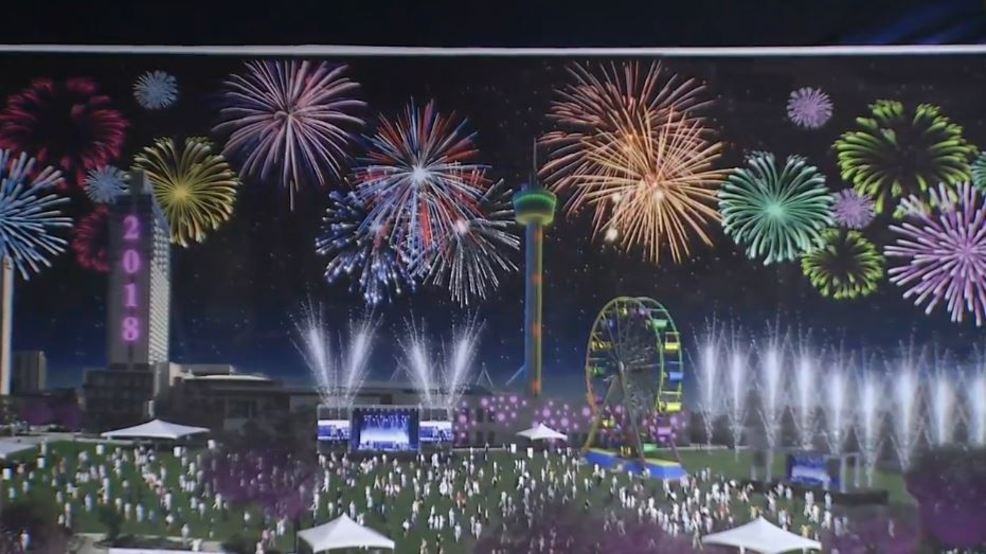 Tricentennial Commission shares details of New Year s Eve festival     Tricentennial Commission shares details of New Year s Eve festival   Celebrate 300   by SBG San Antonio