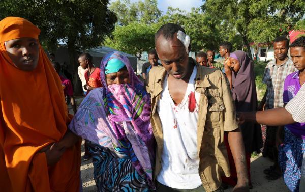 Somalia: 5 Islamic militants attack hotel in capital, kill ...