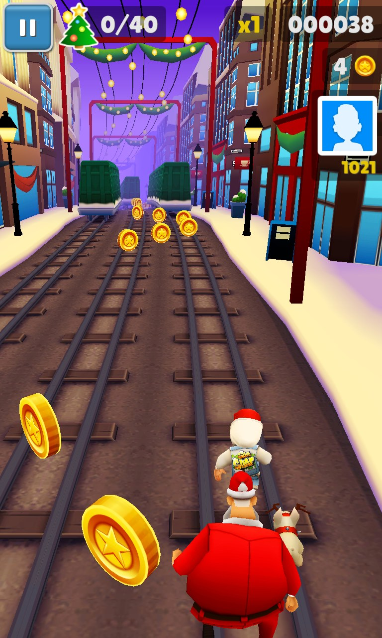 Subway Surfers Games For Windows Phone Free Download