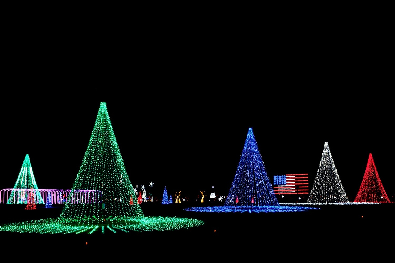 Cincy Zoo Lights
