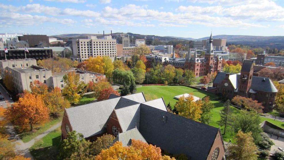 Cornell University holds college fair | WSTM