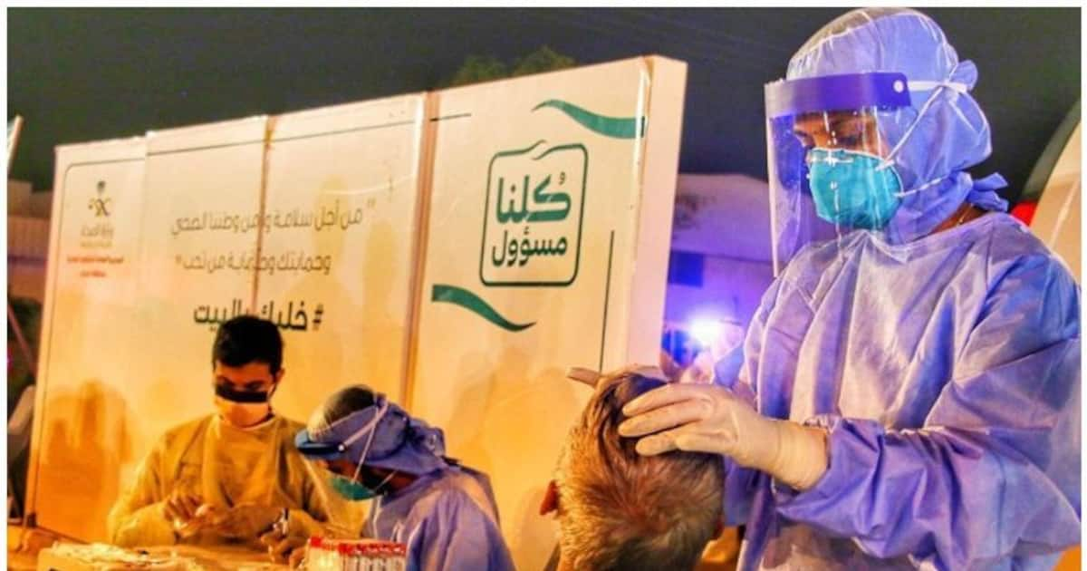 Kovid to 1,338 more in Saudi Arabia today;  16 deaths