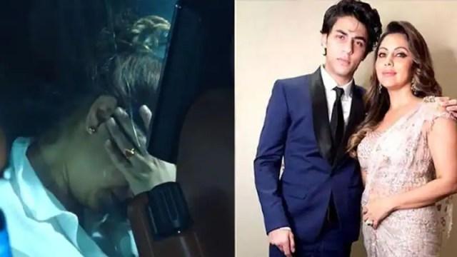 गौरी खान बेटे आर्यन खान के बिना घर चली गईं क्योंकि जमानत याचिका पर सुनवाई बुधवार को आरसीबी में शिफ्ट हो गई