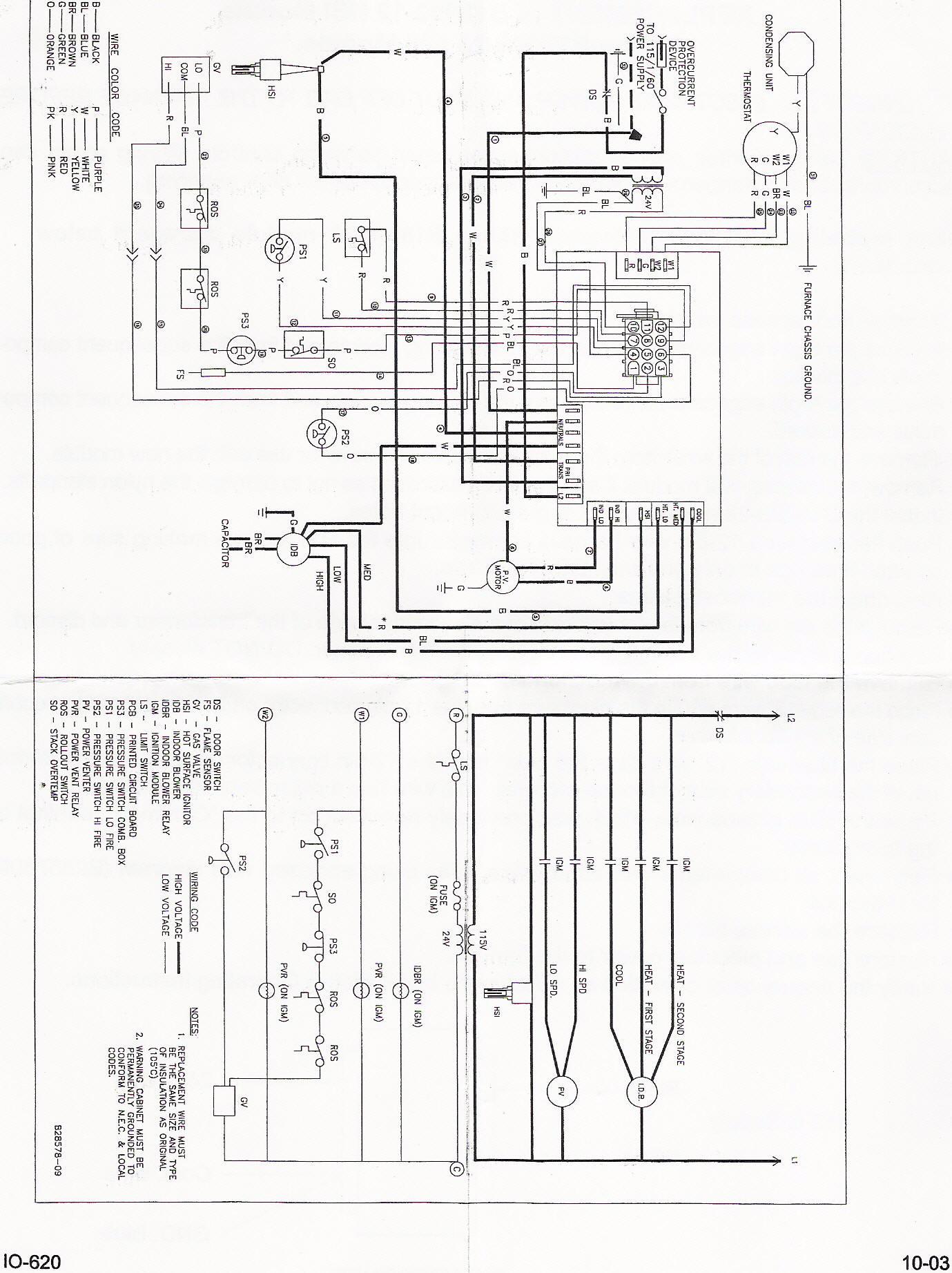 Gv Goodman Heat Pump Wiring Wiring Diagram