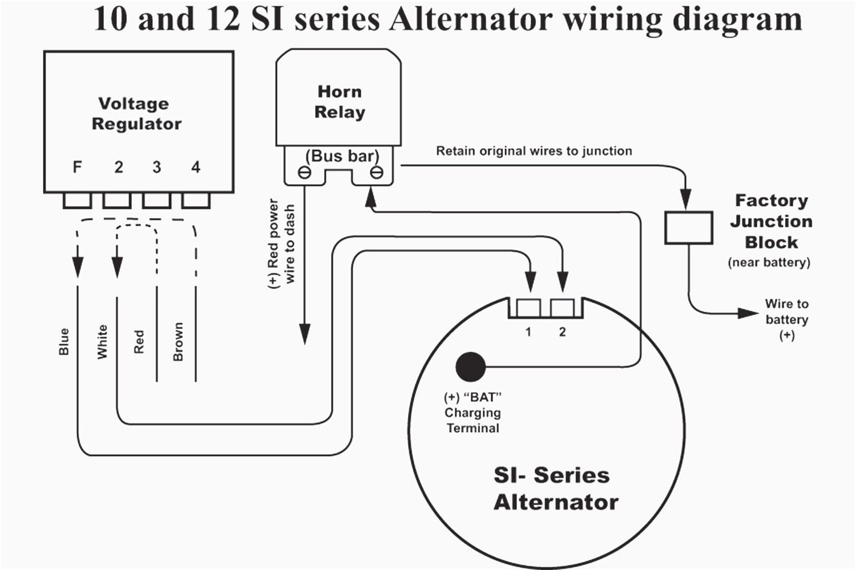 Denso Alternator Wiring Schematic