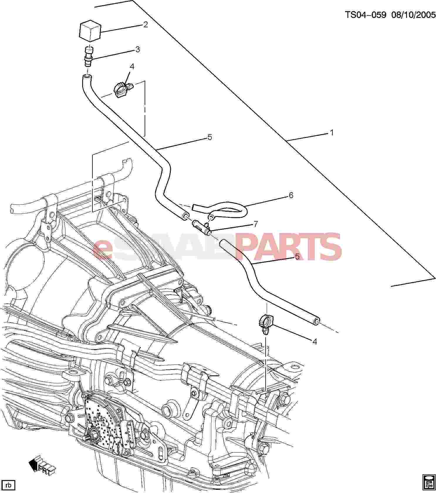 Gx 4l60e Automatic Transmission Parts Diagram Free