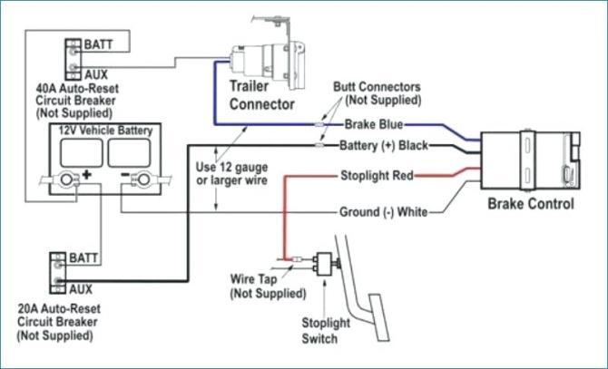 prodigy trailer brake controller wiring diagram  kawasaki