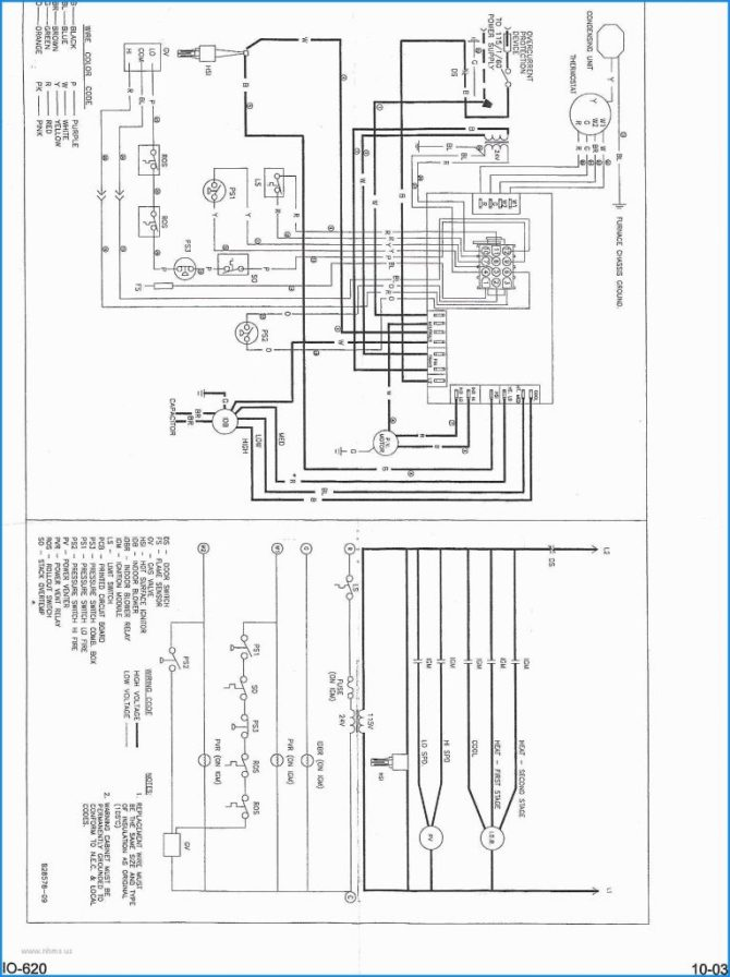 heil ac wiring diagram  truck lite 7 pin wire harness