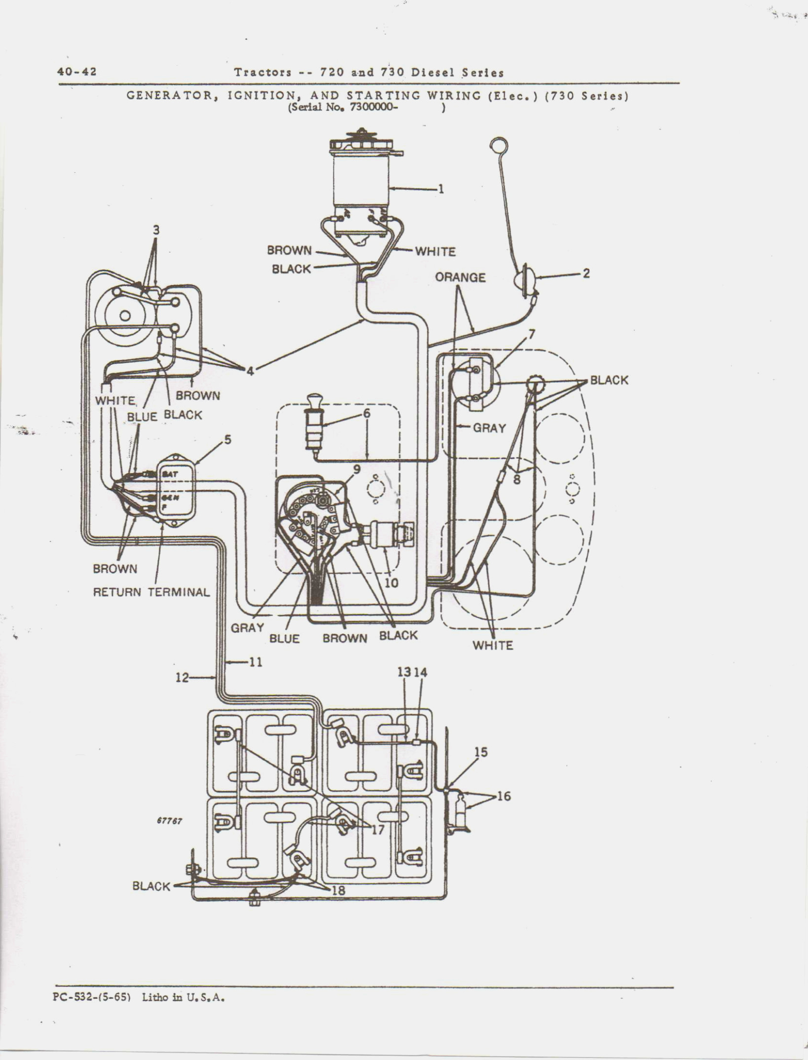 Mm John Deere 310c Backhoe Wiring Diagram John