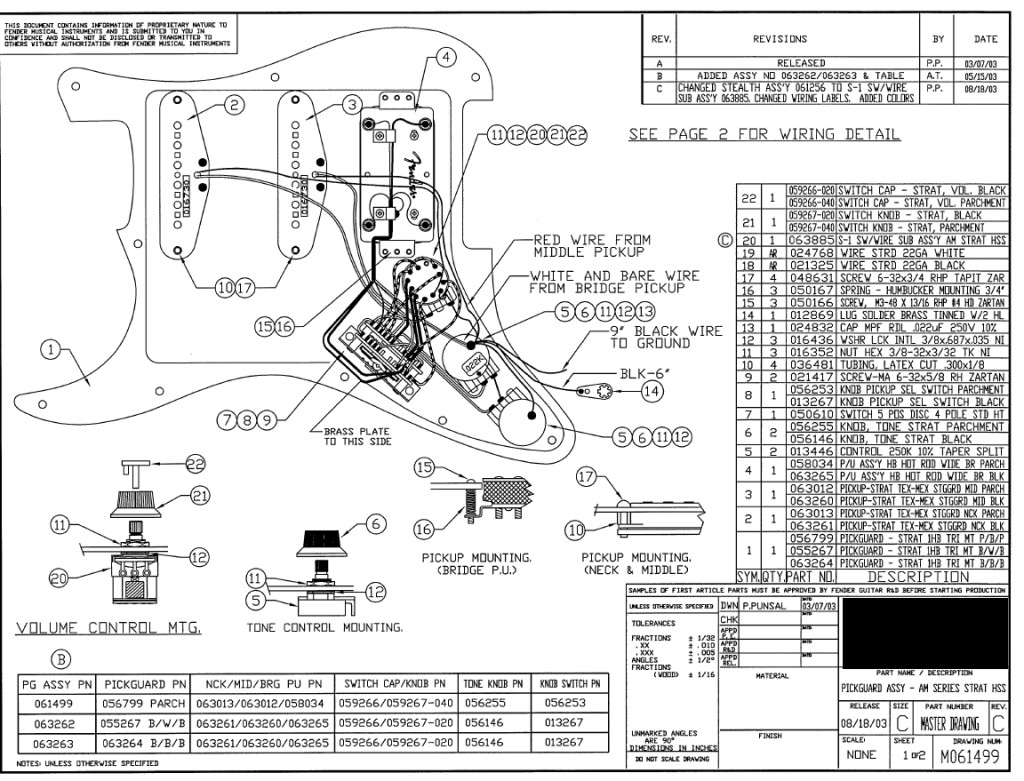 Fender Stratocaster Deluxe Hss Wiring Diagram
