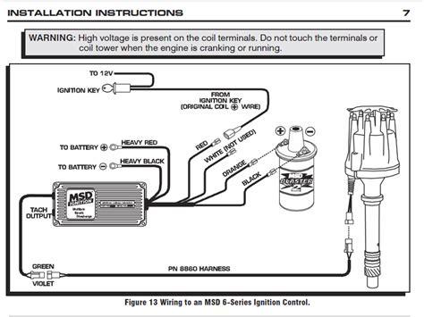 msd wiring diagram honda  diagram wiring for wiring diagram