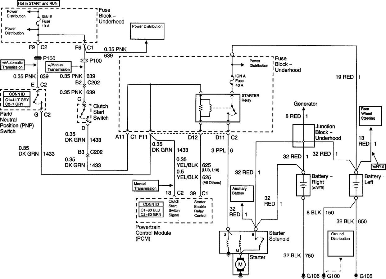 Wiring Diagram For Chevy Silverado Hd