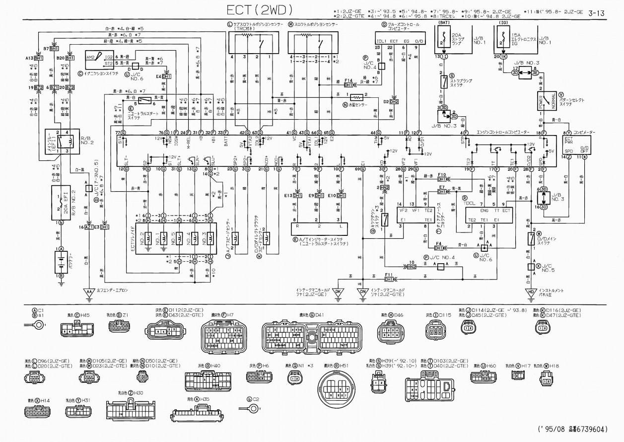 J30 Wiring Diagram