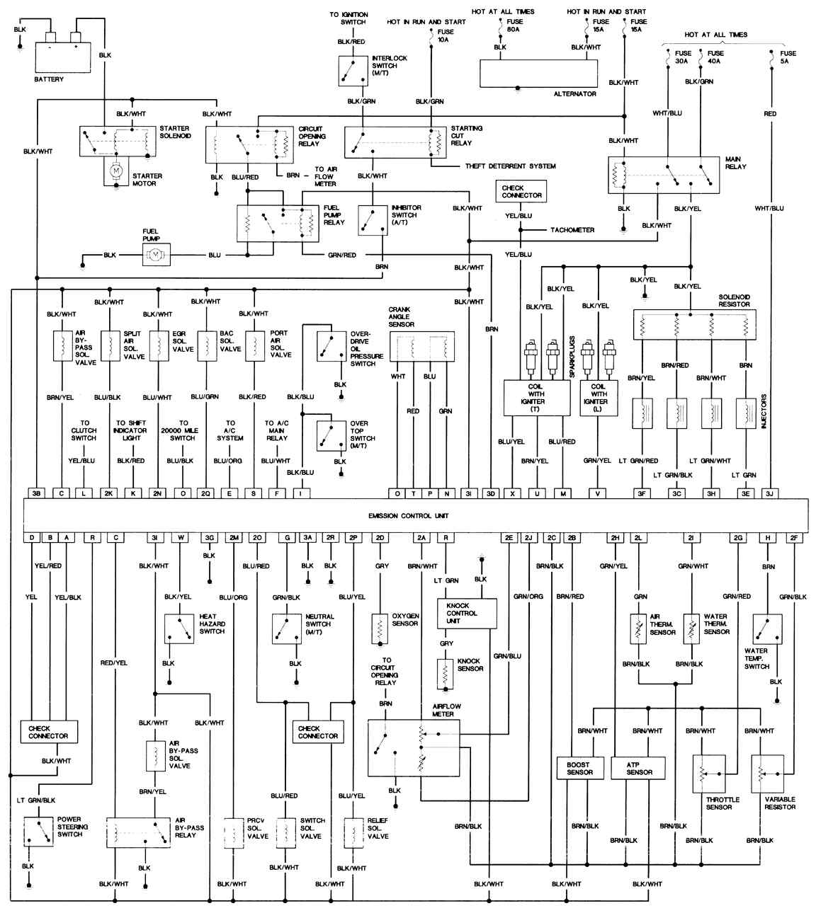 Kr Tach Wire Diagram Output Together With Microtech
