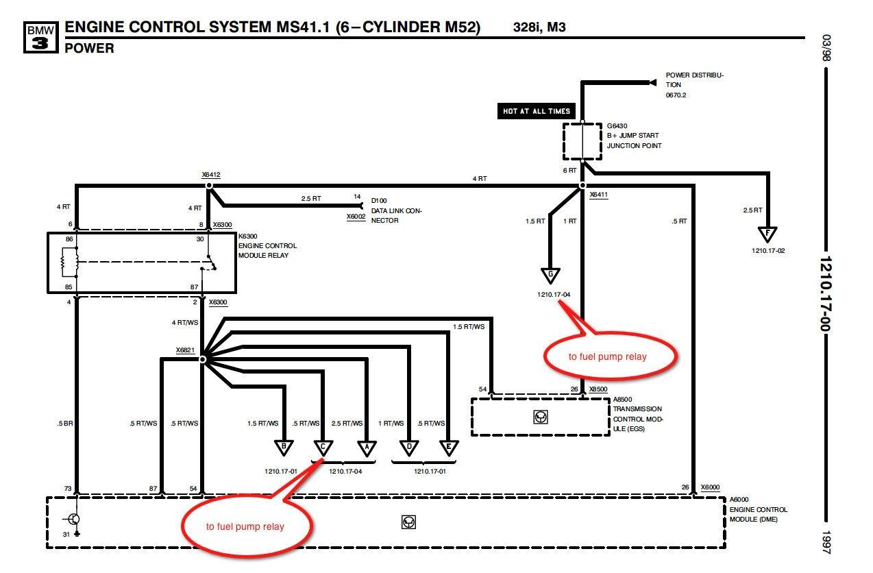 Bmw E36 Wiring Diagram Online